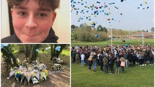 Family pay emotional tribute following death of Carson Price