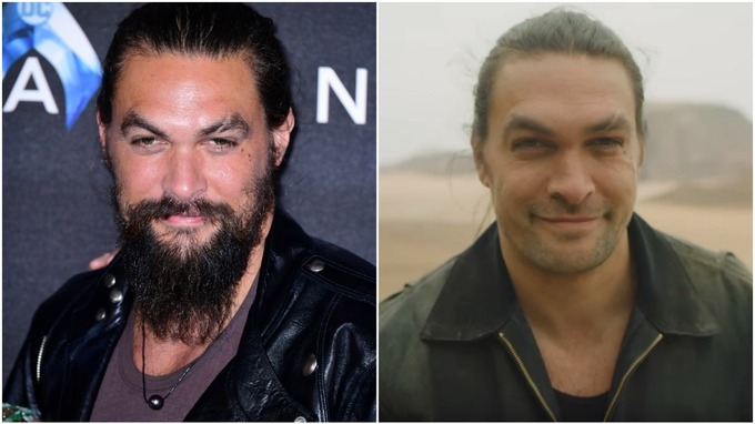 Game of Thrones star Jason Momoa shaves off his beard