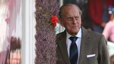 The sprightly Duke of Edinburgh is now the third oldest royal in British history.
