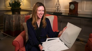 Fashion designer, Clare Waight Keller