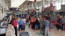 Passengers reminded to check-in early at Jersey Airport on Easter Monday