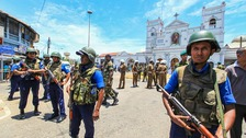 Five Britons among 207 killed in Sri Lanka hotel and church blasts