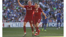 Cardiff City still three points adrift of rivals Brighton after Liverpool defeat
