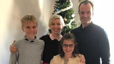 Father's tribute to 'wonderful' family killed in Sri Lanka attack