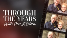Through the Years picture with Dom and Eileen