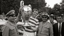 Tributes to 'Lisbon Lions' leader and first Brit to lift European Cup