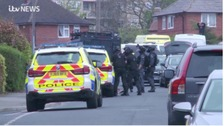 Armed police in operation to arrest man in Seacroft