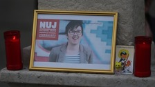 Theresa May to attend funeral of murdered journalist Lyra McKee