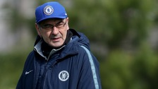 Chelsea boss Sarri facing FA misconduct charge