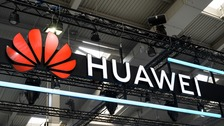 'Loaded gun' Huawei deal: Thursday's paper headlines