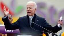 Biden launches Democratic presidential campaign