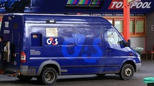 Driver 'stole £1 million from G4S van'