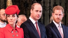 The 'clear the air' meeting that healed Harry and William's 'rift'
