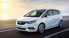 Vauxhall recalls Zafiras again - but boss won't say sorry for fire risk