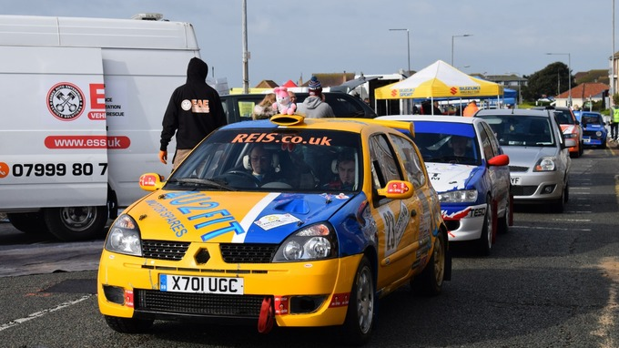 Rally Motor Credit >> Thousands Cheer On Rally Drivers In Essex Anglia Itv News