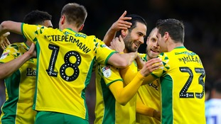 Norwich City will be playing in the Premier League next season.