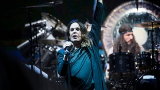 Ozzy Osbourne's rescheduled tour dates announced after illness