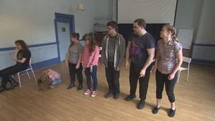Young actors with autism take to the stage in Canterbury