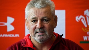 Gatland insists England have not approached him about replacing Jones