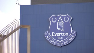 Statue unveiled to celebrate Everton's 'Holy Trinity'