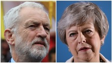 The Prime Minister has welcomed Jeremy Corbyn's offer to help her resolve the Brexit deadlock.