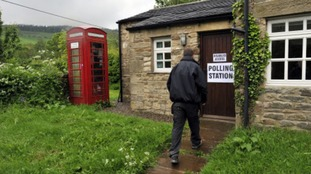 Numerous small village halls and parish rooms across the Yorkshire Dales will become Polling Stations for the European Elections for the day.