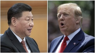 No sign of a truce in Trump vs China trade war, writes Debi Edward