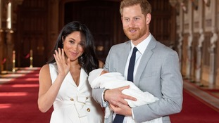 Meghan and Harry are now proud parents of Archie Harrison.