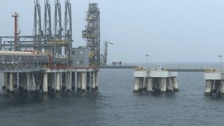 The alleged sabotage was off the coast of the port city of Fujairah.