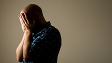 Men aged 45 to 49 have the highest suicide rate of all age groups