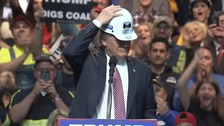 During the last presidential election, Donald Trump fought hard to win the votes of the coal workers.