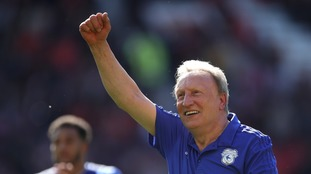 Neil Warnock to stay on as Cardiff manager next season and help choose successor