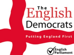 English Democrat logo