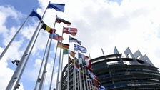 A list of parties and candidates in the European Elections