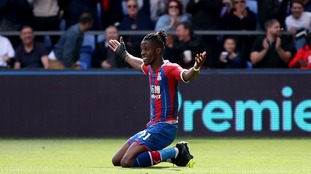 Rumours: Zaha tells Crystal Palace he wants to leave the club
