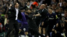 Derby County: Lampard says Rams reaching play-off final is a career highlight