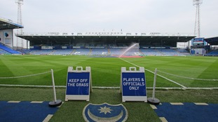 Fratton Park Stadium, Portsmouth