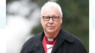 Bishop of Lincoln Christopher Lowson