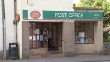 The Post Office in Prestbury, Gloucestershire, is set to close.