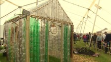 The Devon County Show tackles the greenhouse effect