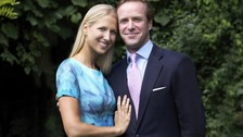Royal wedding: Lady Gabriella Windsor and Thomas Kingston tie the knot at Windsor Castle