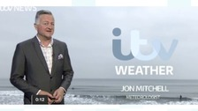 Jon with the weather