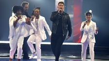 Eurovision blow for UK's Michael Rice as Netherlands triumphs