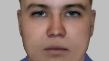 E-fit appeal after acid attack on woman and 13-year-old girl