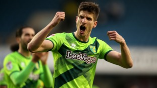 Timm Klose is staying at Norwich City.