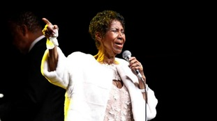 Aretha Franklin was 76 when she died of pancreatic cancer.