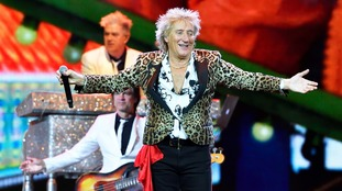 Rod Stewart will kick off his UK tour with a concert at Bristol's Ashton Gate.