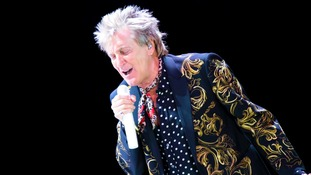 Rod Stewart will tour the UK until December.