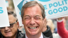 European Parliament to investigate Nigel Farage