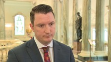 John Finucane vows to be 'inclusive' Belfast mayor